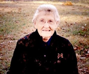 Emma Jean  Patey
