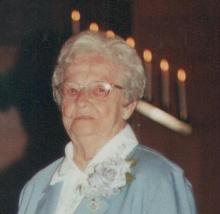 Mildred M Wyatt 99 Of Heyworth Passed Away At 948 Pm On Monday January 14 2013 Advocate BroMenn Medical Center In Normal