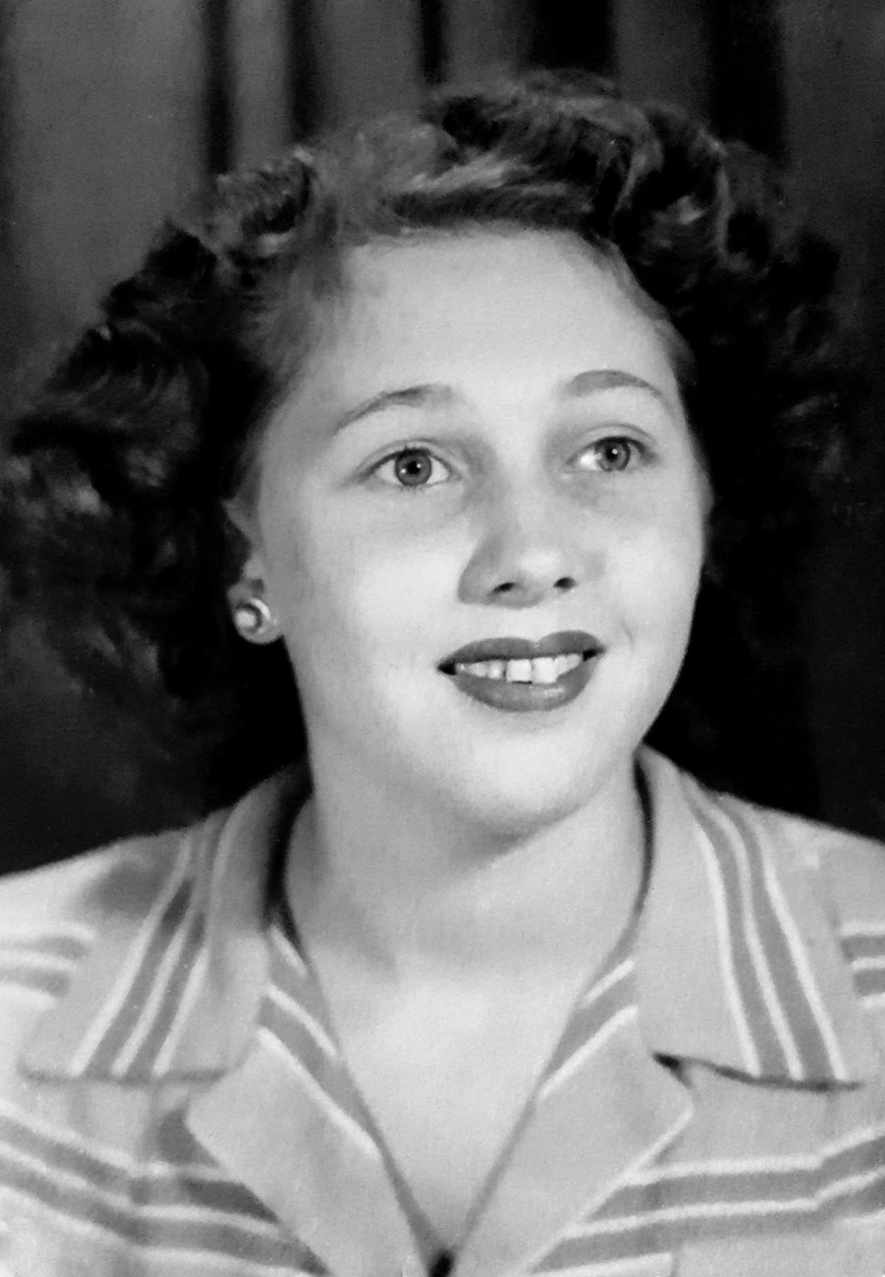 Watch Betty Warren video