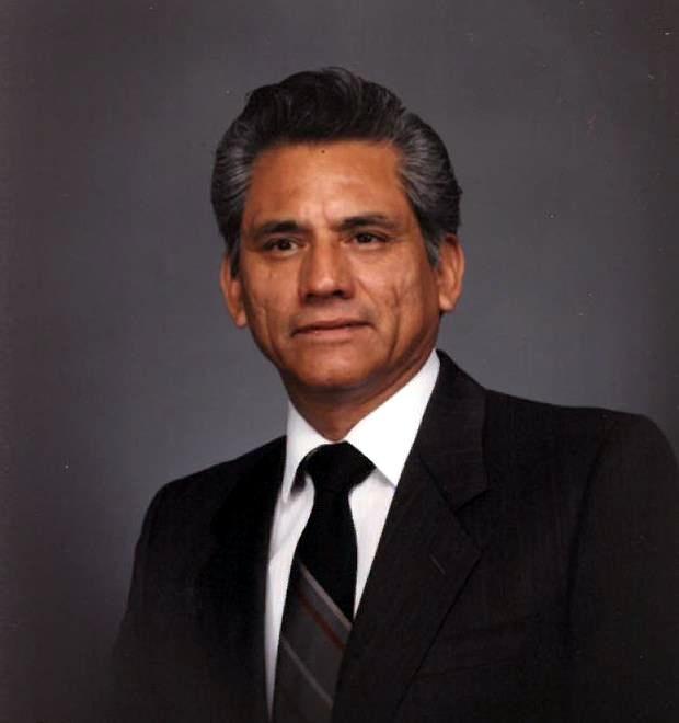 Raul V.  Rodriguez