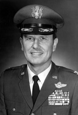 Colonel Ward