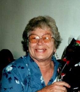 "Flora ""Nanny"" Jean  Hall"