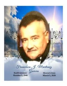 Francisco J.  Martinez-Garcia