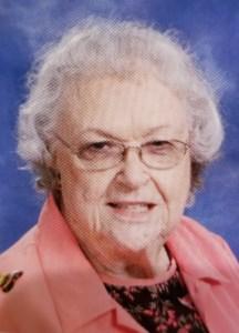 Margaret Anne Richardson  Morrison
