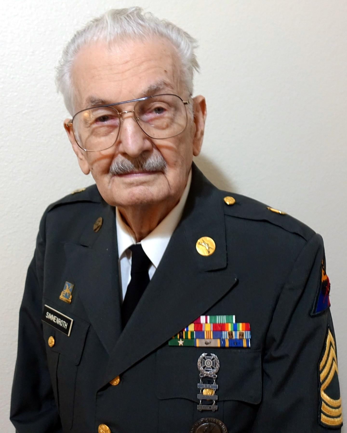 Albert John  Simmenroth