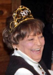 Doris Margaret  Burba