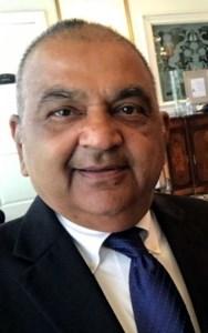 Arun Ratilal  Mehta