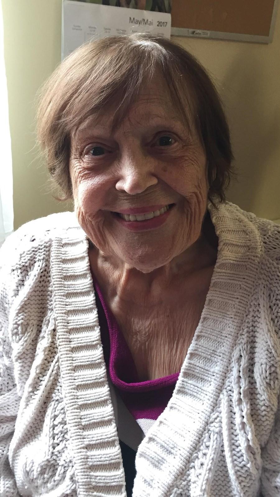 Marie Fricot Obituary Rosemère Qc