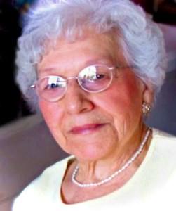 Marie-Reine  Bédard (Née Legault)