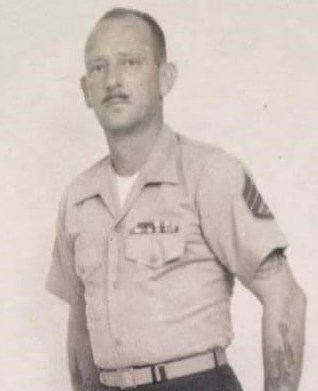 SSgt Walter Elliott  Mehlig Jr.