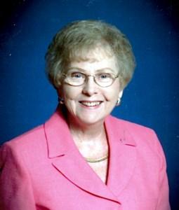 Mary Alice Jennings  Thomas