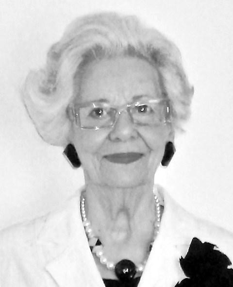 Edith Mae  (Crookham) Weygandt