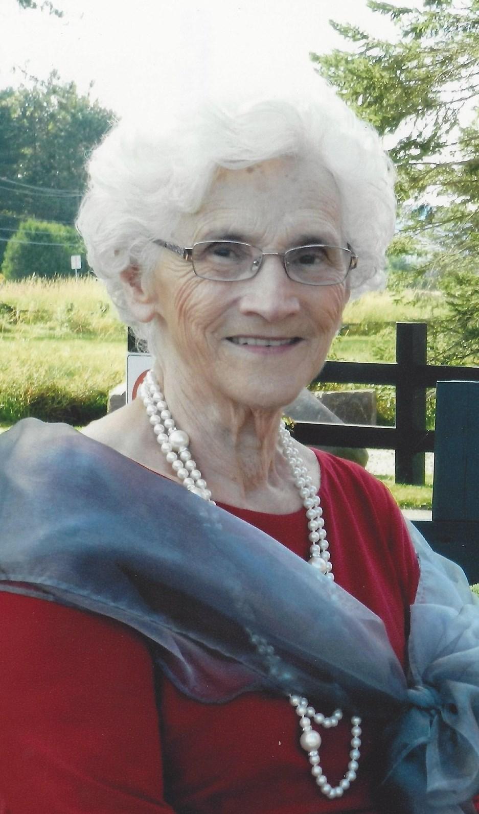 Helene Croft Obituary Rosemère Qc