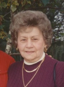 Fernande  Theriault