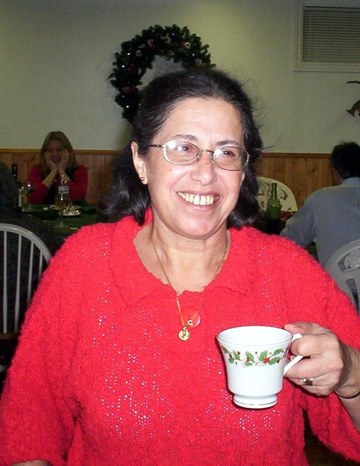 Maria Grace  Smith