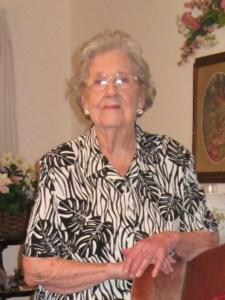 Ruth Hedy  Dawson