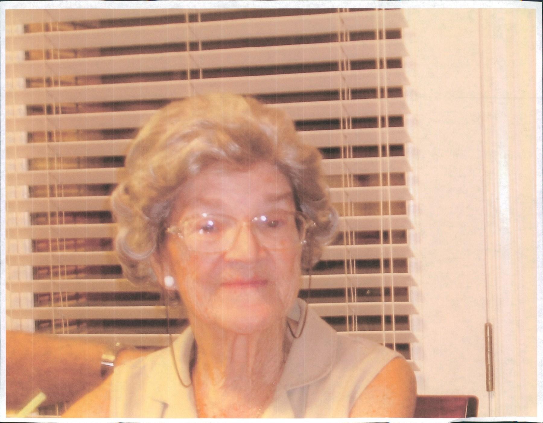 Doris Louise  Johnson