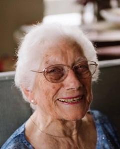 Edna Dorothea  Schillinger