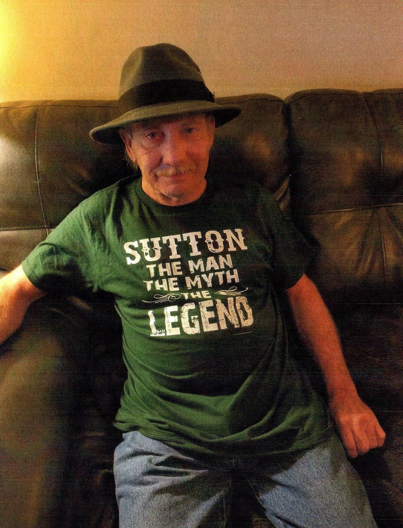 """Burel """"Eddie"""" Edward  Sutton Jr."""