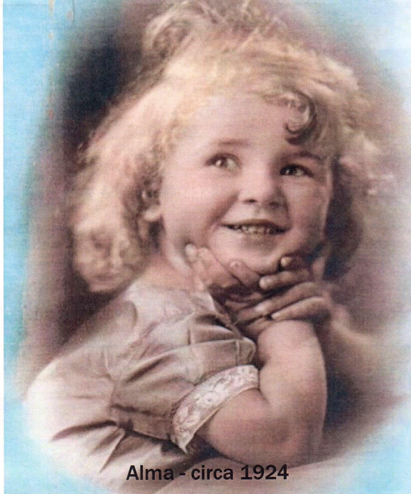 Alma Theresa  Goard