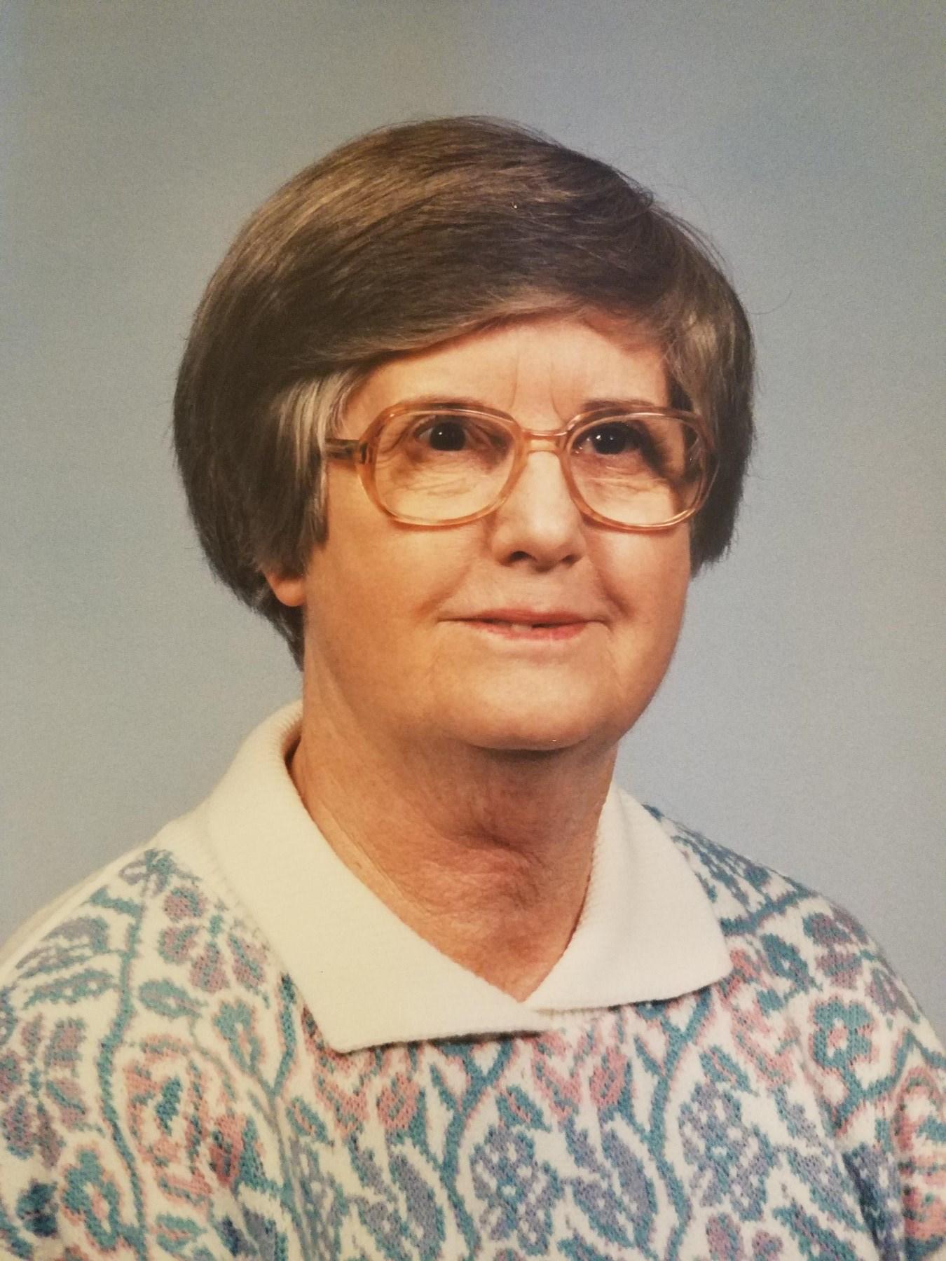 Reba Lee  McCaghren