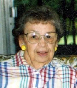 Virginia N. (Park)  Fenger