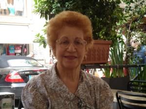 Rose  Eklund
