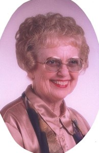 "Waudelle ""Dell"" Ernestine Marsh   Strickley"
