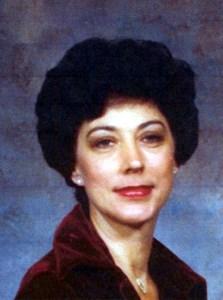 Betty Anne  (Doster) Jackson