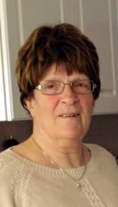 Patricia Irene  Baxter