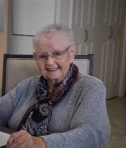 """Bertha """"Joan"""" Annie  Cullum"""