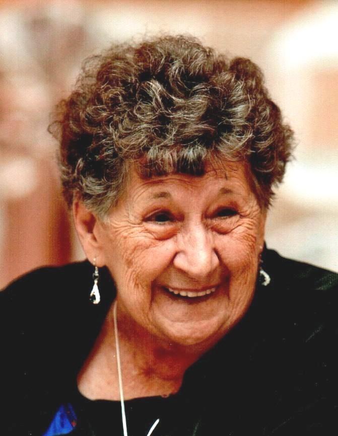 Shirley Mae  Blackmer