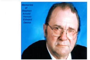 Stephen Arnold Vernon Edward  Denna