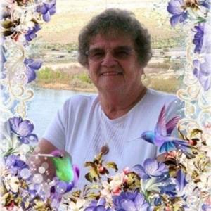 Phyllis Kay  Woods