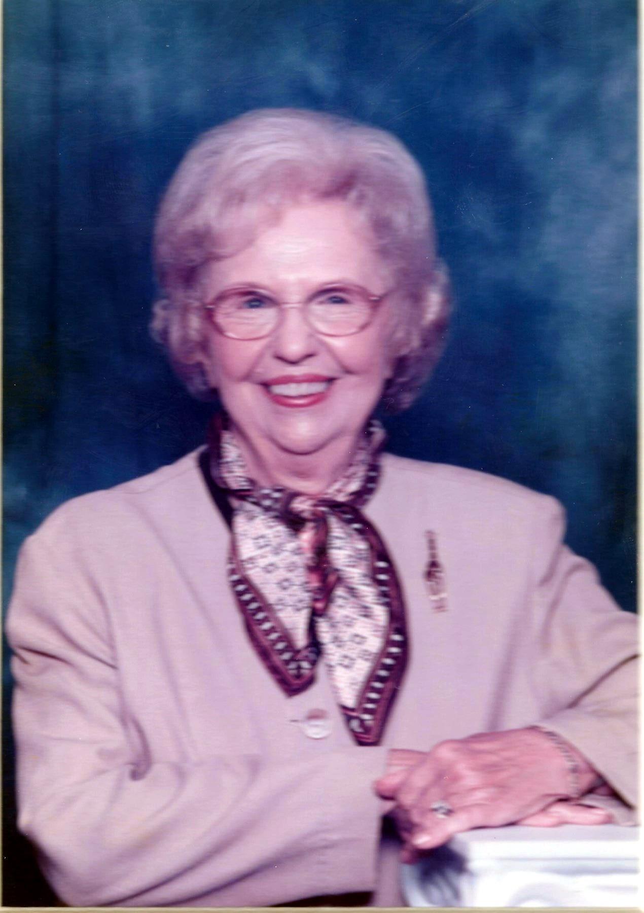 Betty Margaret   Yocom