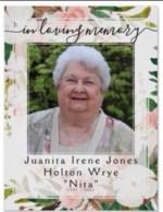 Juanita Wrye
