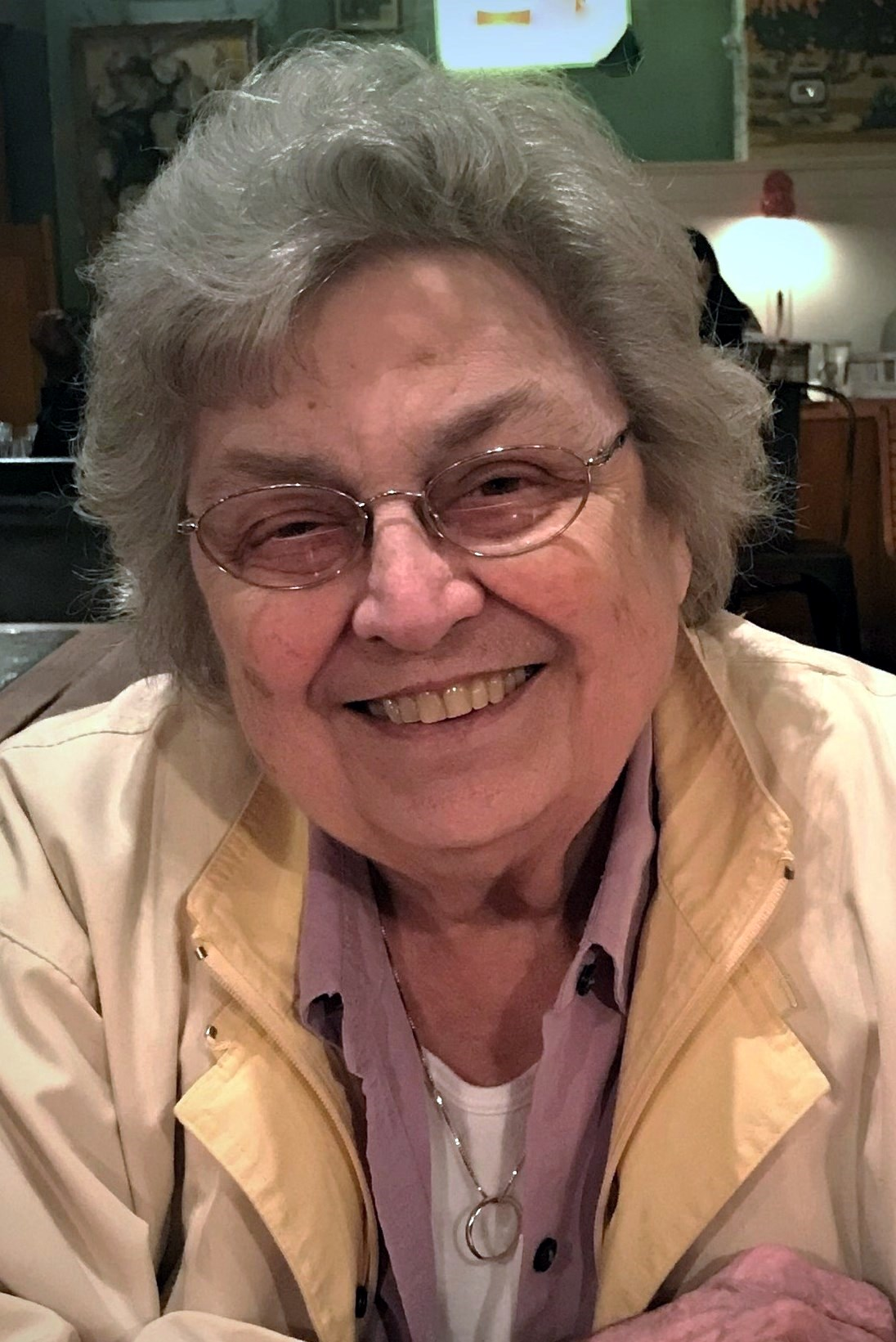 Joan Wieland  Edwards