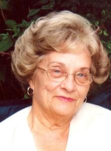 Joan Frances Kerr  Rice