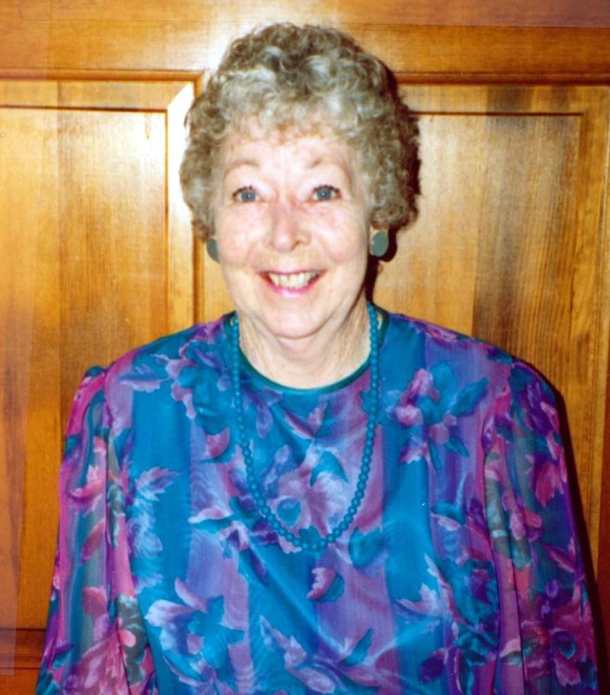 Betty Jane  Bland