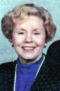 Nancy Helen  McLawhorn Rhue