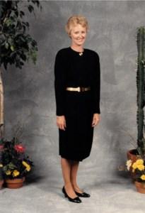 Joyce Ann  Hallam