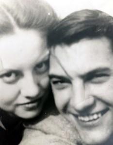 Roger Richard and  Lois Arlene  Burroughs