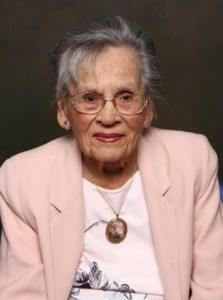 Mrs. Florence Virginia  Van Horn