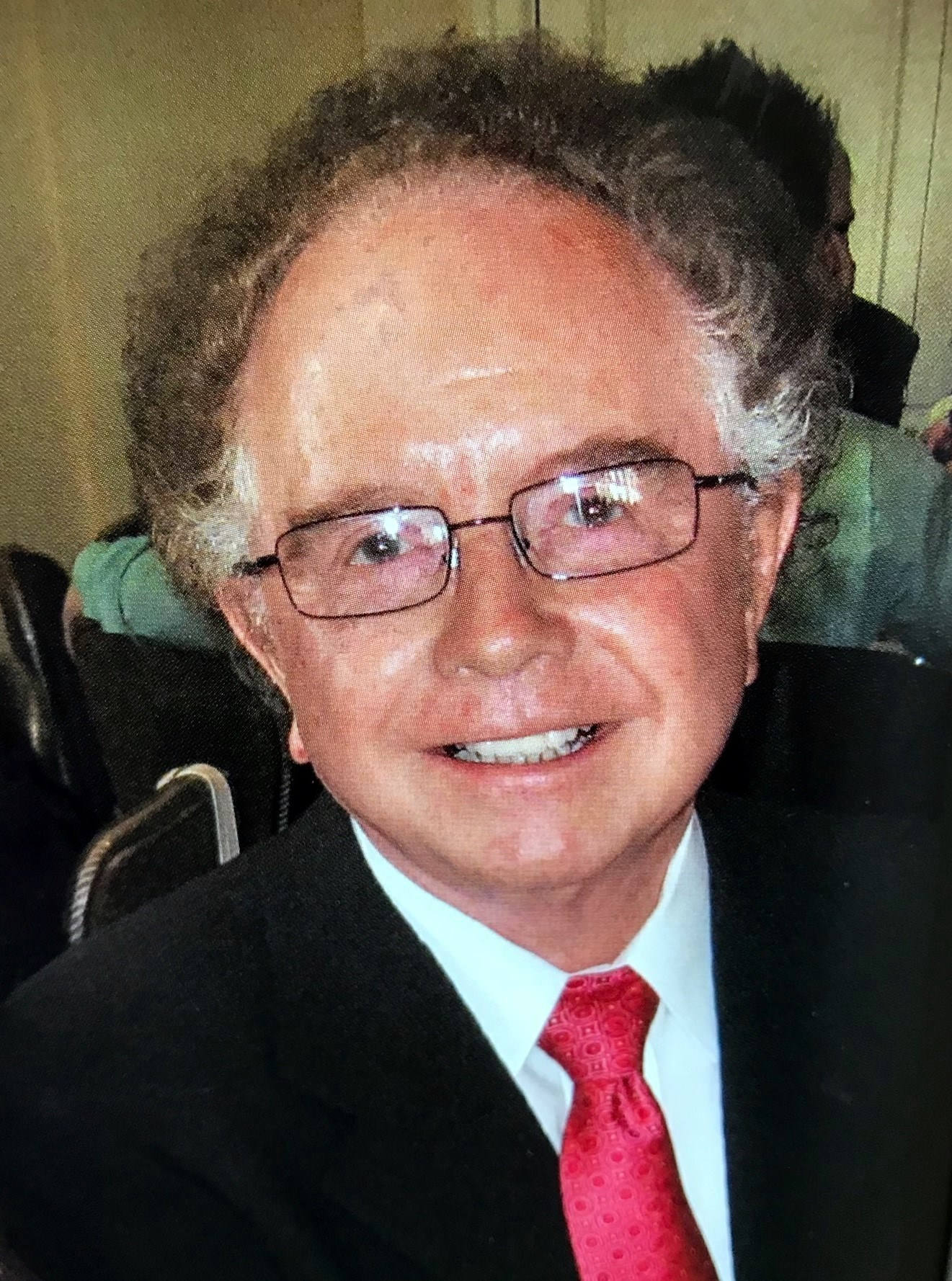 Donald Lloyd  Ostrom