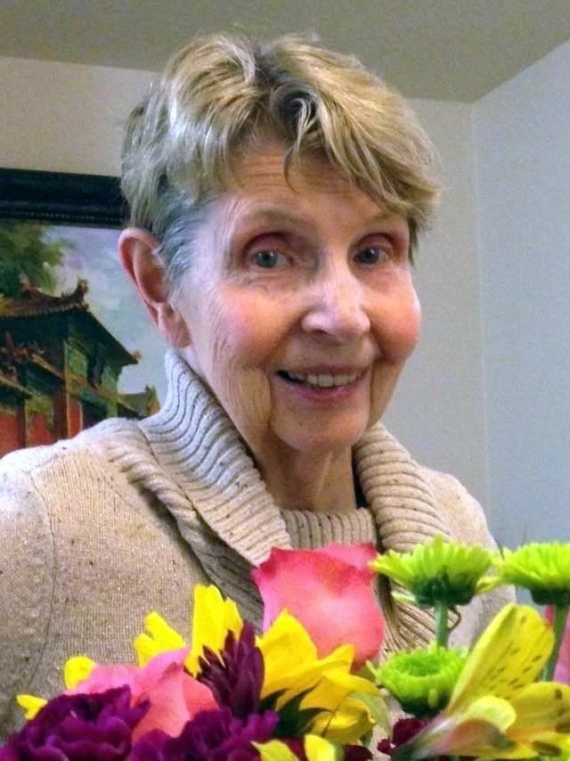 Patricia Joan  Carmichael