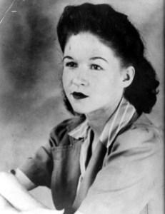 Winnie Sue  BOSHER