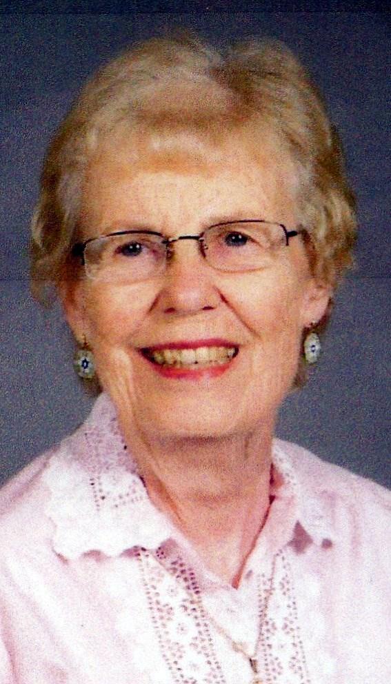 Marjorie Louise  Bean