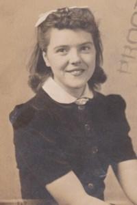 Pauline Atkins  Hall