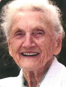 Audrey Frances  Squair