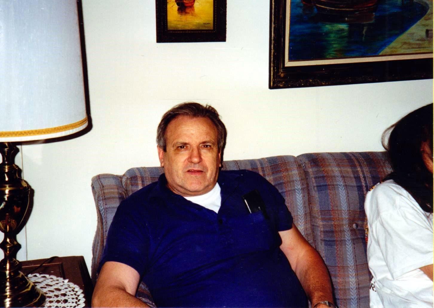 Edward John  Hilke